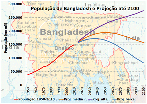 map bangladesh