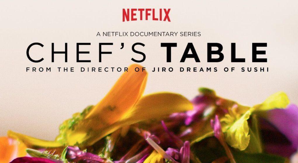 Poster da Temporada 2 de Chef's Table